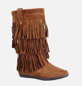 Avenue Marley Fringe Midi Boot