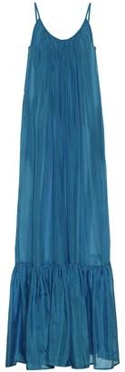 Kalita Exclusive to Mytheresa Brigette silk maxi dress