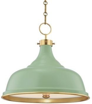 Hudson Valley Lighting Painted Pendant Light