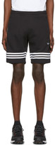 adidas Black Outline Shorts