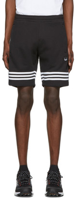 adidas Black Outline Shorts