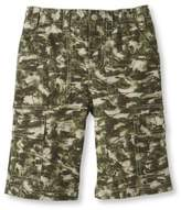 L.L. Bean Boys' Trekking Shorts, Print