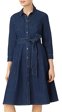 Hobbs London Elle Denim Shirtdress