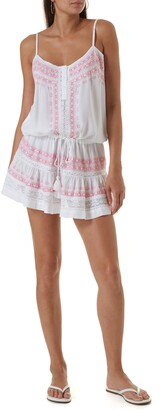 Melissa Odabash Karen Cover-Up Minidress