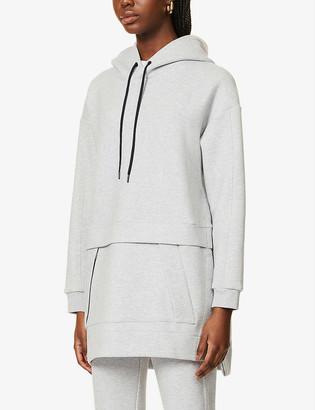 3.1 Phillip Lim Air Cushion oversized cotton-blend hoody