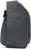 Côte and Ciel Grey Medium Isar Eco Yarn Backpack