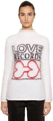 Aalto Love Intarsia Mohair Blend Sweater