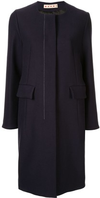 Marni Front Button Coat