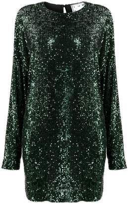 In The Mood For Love relaxed fit sequin dress