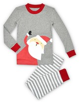 Sara's Prints Unisex Santa Claus Pajama Set - Sizes 2-7
