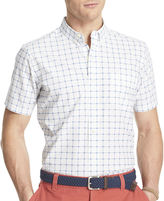 Izod Short-Sleeve American Riviera Woven Shirt