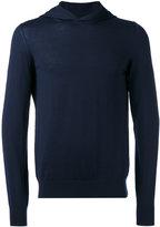 Maison Margiela hooded jumper - men - Wool - S