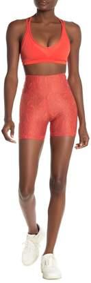 Maaji Recife Spice High Waist Biker Shorts