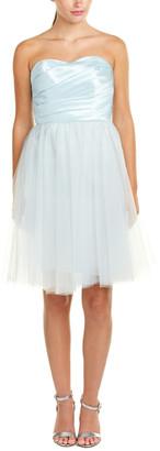 ML Monique Lhuillier Fit & Flare Dress