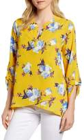 Gibson x Living in Yellow Erin Crossover Tunic