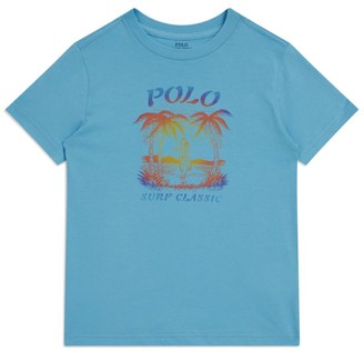 Ralph Lauren Kids Surf Classic T-Shirt (2-4 years)