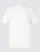 M&S Collection Active Polo Shirt
