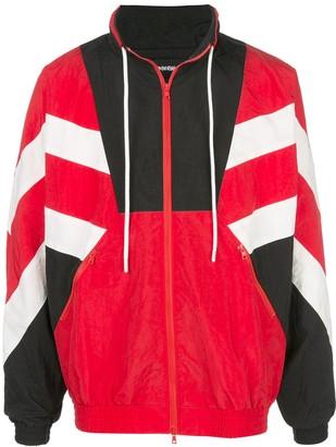 SuperStar God's Masterful Children stripe jacket