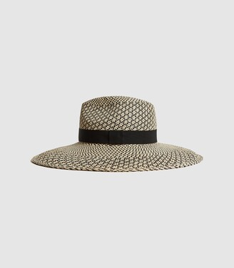 Reiss Jessica - Star Weave Panama in Neutral