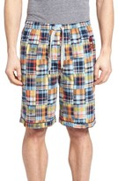 Psycho Bunny Men's Cotton Lounge Shorts