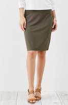 J. Jill Wearever Smooth-Fit Pencil Skirt