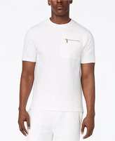 Sean John Men's Textured Stripe T-Shirt