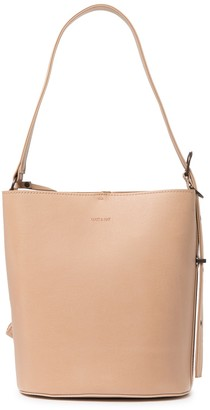 Matt & Nat Azur Vintage Vegan Leather Bucket Bag
