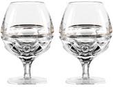Waterford Crystal Elysian Brandy Glass Pair