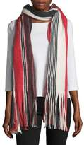 Free People Fringed Scarf