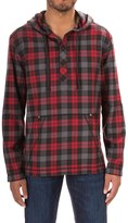 Gramicci Burner Flannel Hoodie (For Men)
