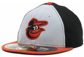 New Era Baltimore Orioles Low Crown AC Performance 59FIFTY Cap