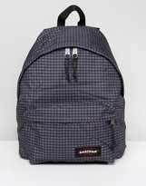 Eastpak Padded Pak'R Gingham Gray