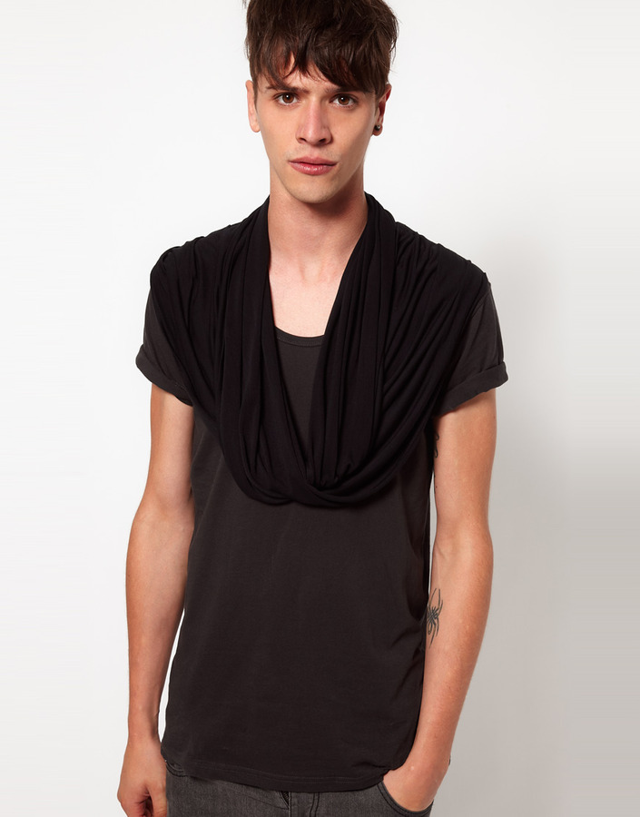 Unconditional Scarf T-Shirt