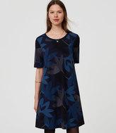 LOFT Fleur Swing Dress