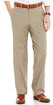 Daniel Cremieux Modern-Fit Flat-Front Wrinkle-Resistant Travel Smart Dress Pants