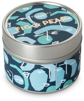 Oliver Bonas Fig & Pear Travel Tin Candle