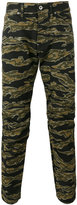 G Star G-Star - camouflage print trousers - men - Cotton/Polyester - 31