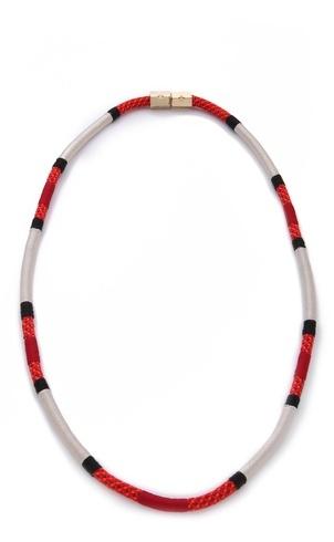 Holst + lee Coral Snake Necklace