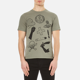 Vivienne Westwood Anglomania Classic Tshirt - Military Green
