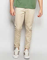 Jack and Jones Slim Fit Chinos with Stretch