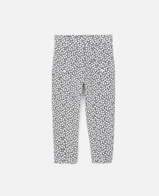 Stella McCartney Cecilia Silk Pants, Women's