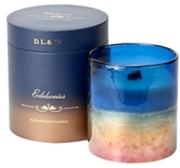 D.L. & Co. Edelweiss blue gold ombre 26oz candle