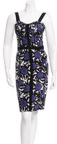 Rebecca Minkoff Silk Printed Dress