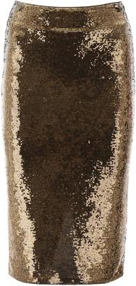 MICHAEL Michael Kors Midi Sequins Skirt