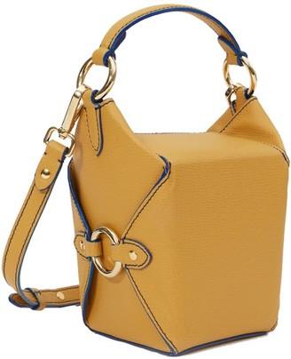 Jeff Wan Bucket Bag Yellow Lunch Box 11