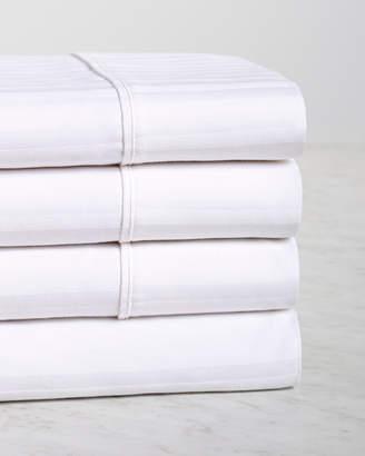 Superior 300Tc Stripe 100% Egyptian Cotton Sheet Set