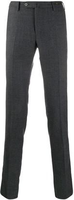 Pt01 Plaid Print Trousers