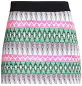 Milly Jacquard-Knit Mini Skirt