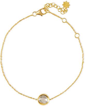 Amrapali Kundun Vintage 18-karat Gold Diamond Bracelet