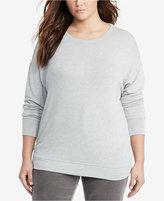 Lauren Ralph Lauren Plus Size Relaxed Jersey Top